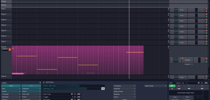 Tracktion T7 Digital Audio Workstation Is Now FREE! • INGO