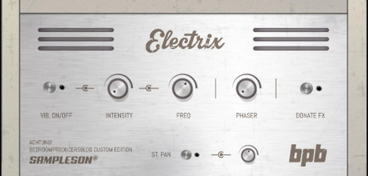 "Sampleson Releases ""Electrix BPB Edition"" Free Piano VST Plugin"
