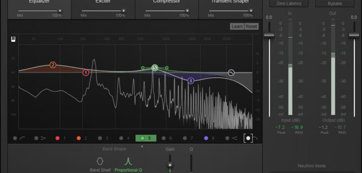 Get iZotope Neutron Elements For FREE @ Pluginboutique!
