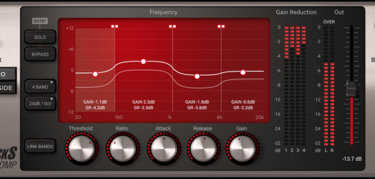 T-RackS Quad Compressor Is FREE Until February 14th!