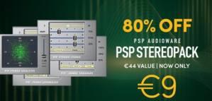Get 80% OFF PSP StereoPack @ VSTBuzz ($10 Bundle Price)