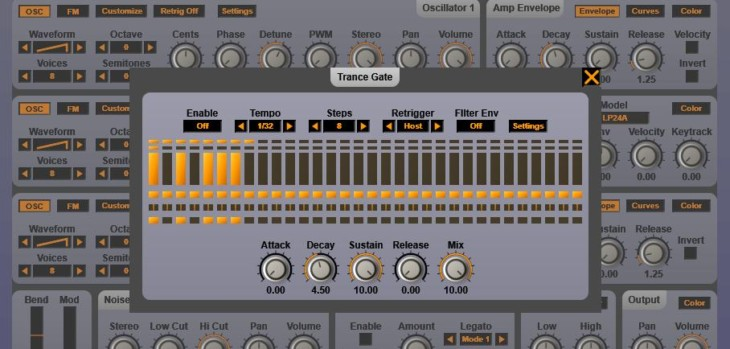 Mastrcode Music Releases FREE T-Force Alpha Plus 2 Synthesizer