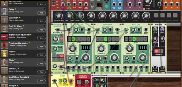 Download Voltage Modular Nucleus For FREE Until August 31st!