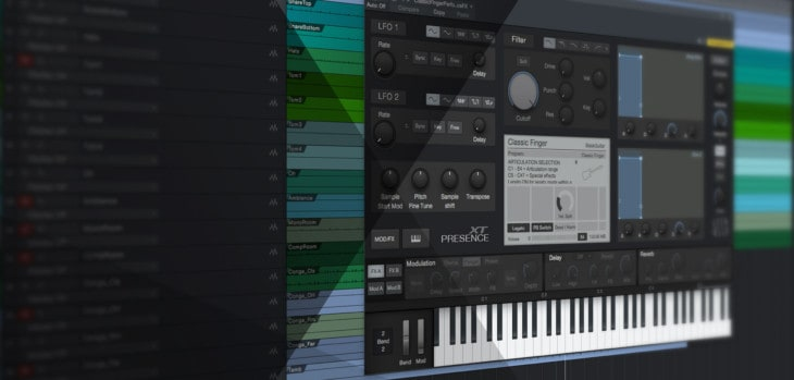 E-Instruments eBass For Studio One Is FREE Until November 22nd