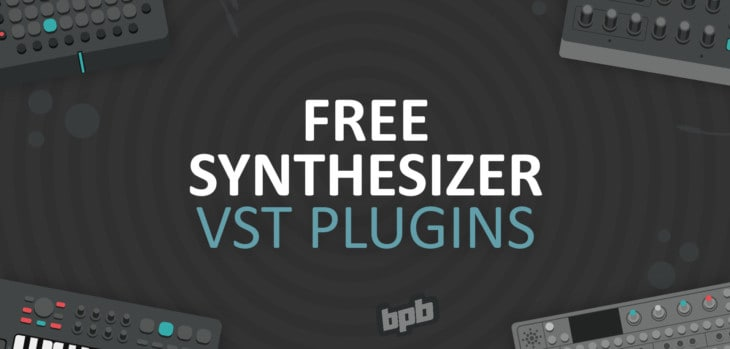 Free Synthesizer VST Plugins