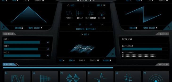 SoundSpot Union Wavetable Synthesizer VST/AU Plugin Is 95% OFF!