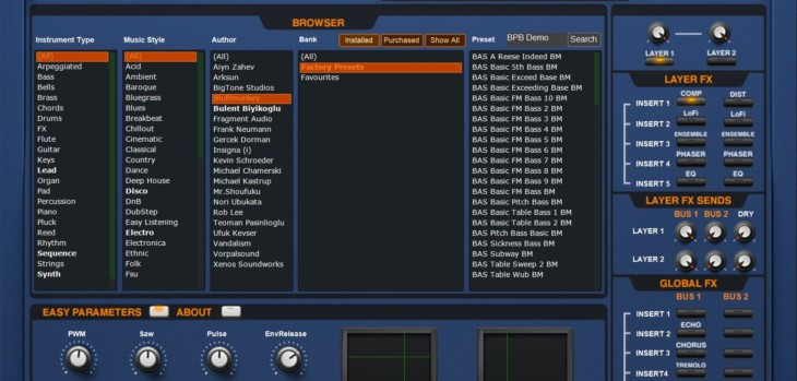 SynthMaster Player Is FREE Until November 1st! ($29 Value)