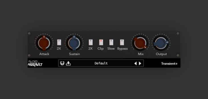 Transient+ Plugin By Audio Assault Is FREE For A Limited Time