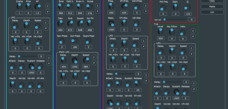 Free MOLOSS I Synthesizer Released By Arthelion