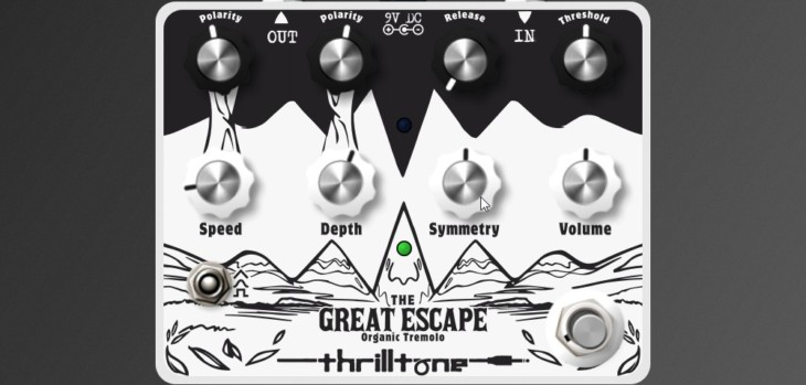 The Great Escape by Musical Entropy