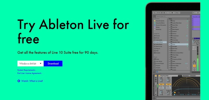 Ableton Live Suite FREE