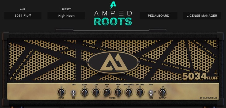 Amped Roots Free by ML Sound Lab
