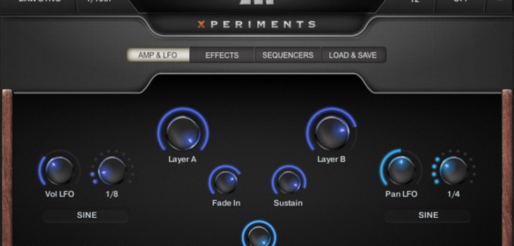 Xperiments by Analogue Instruments
