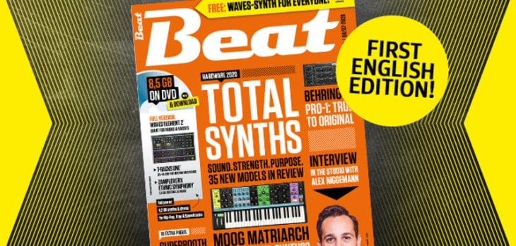 Get Beat Magazine For FREE! (Includes Free Software)