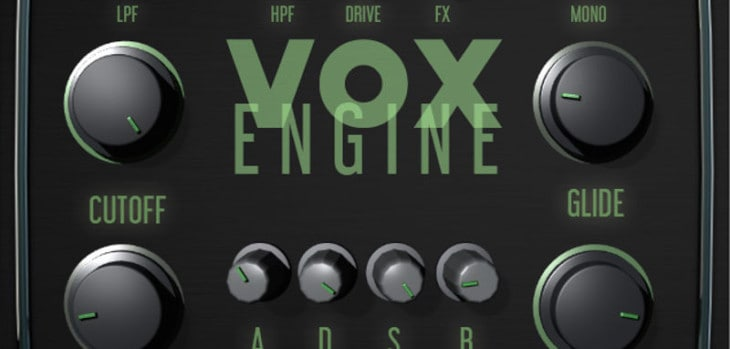 Vox Engine by Red Sounds