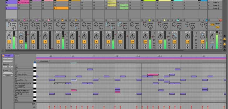 Live 10 Lite by Ableton