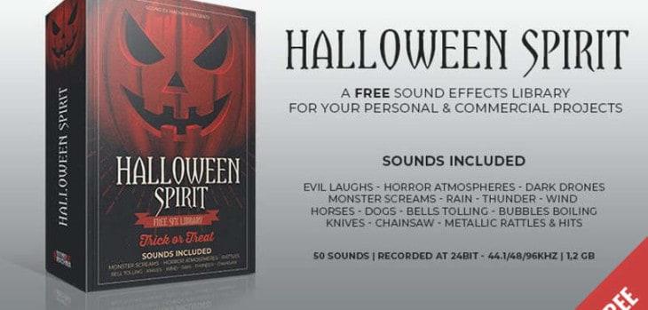 Halloween Spirit by Sound Ex Machina