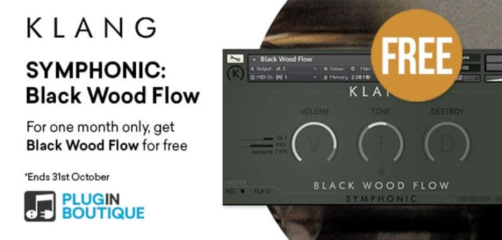 Klang Symphonic Clarinet For Kontakt Is FREE @ Plugin Boutique