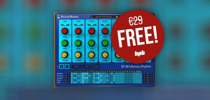 AudioThing SR-88 is FREE at Bedroom Producers Blog