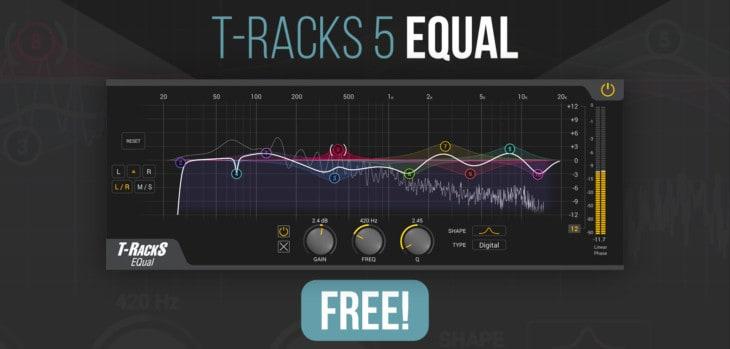 T-RackS 5 EQual Is FREE For BPB Readers