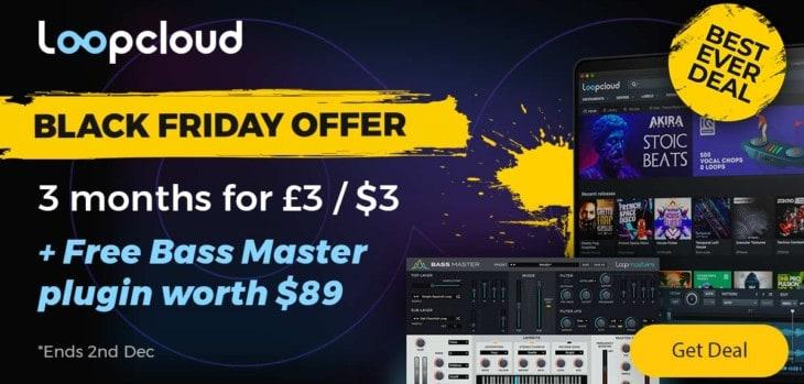 Loopcloud Black Friday Sale