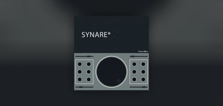 Synare From Mars by Samples From Mars