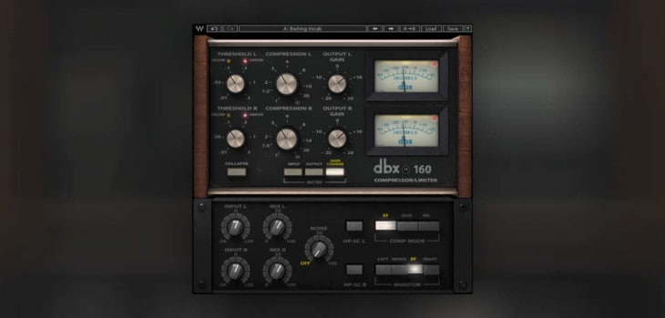dbx® 160 by Waves