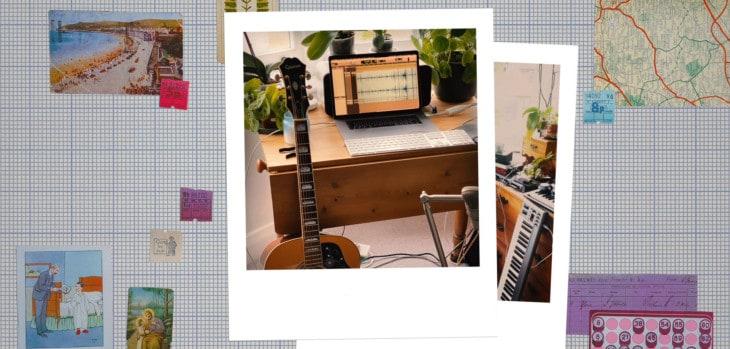 LABS Guitar Harmonics by Spitfire Audio