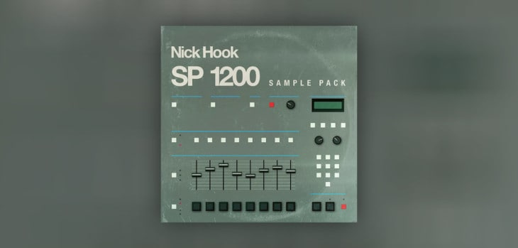 SP-1200 Sample Pack By Nick Hook