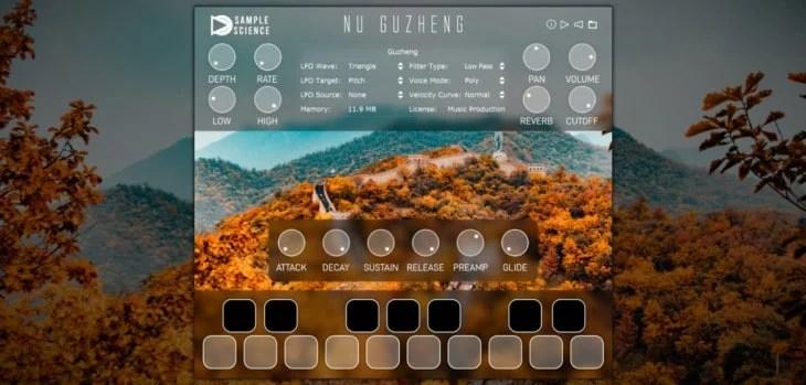 Nu Guzheng by SampleScience