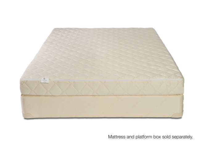 Meridian Extra Firm Latex Mattress Zippered 6 Botanical With Wool