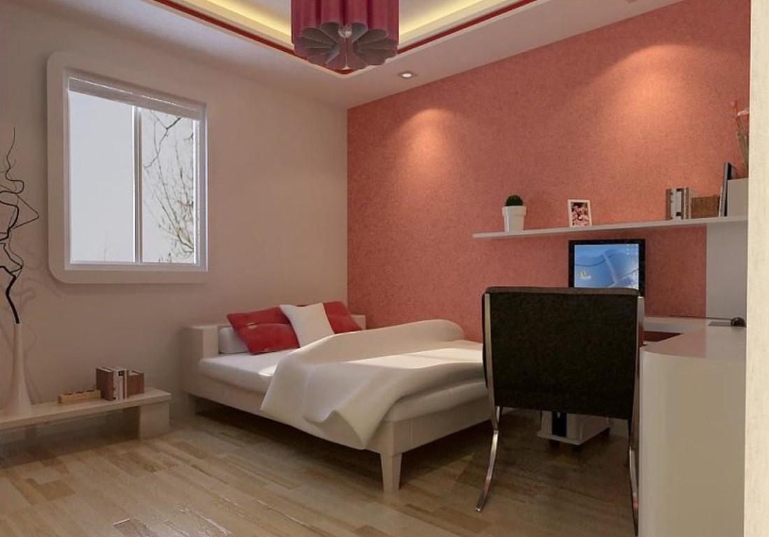 Muurkleur voor slaapkamer keuzes  Slaapkamer muur
