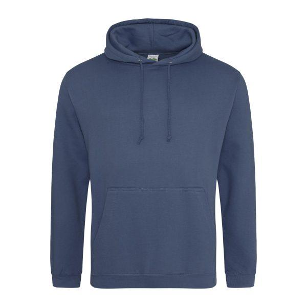 luchtmacht blauw kleur hoodie - bedruk mijn hoody