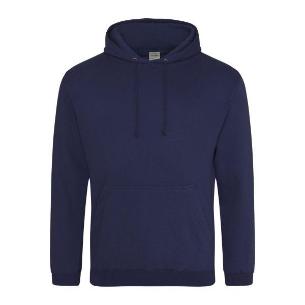 Ofxford Marine kleur hoodie - bedruk mijn hoody