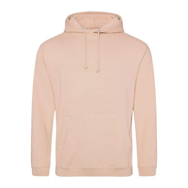 perfecte perzik kleur hoodie - bedruk mijn hoody