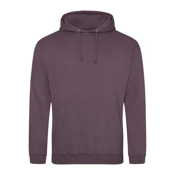 wilde moerbei kleur hoodie - bedruk mijn hoody
