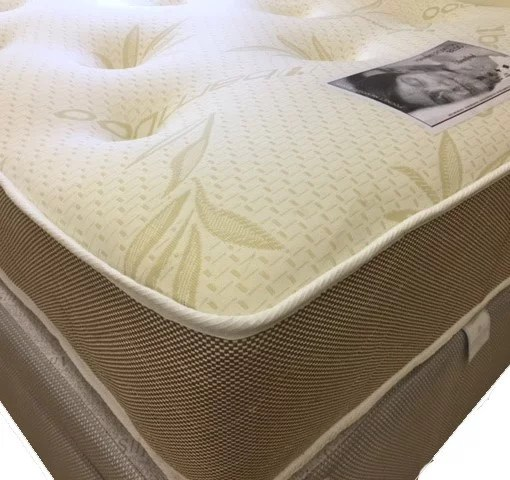 single pine futon sofa bed with mattress slipcover for attached cushions bamboo 1000 pocket spring bf beds - leeds.
