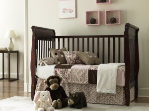 Nursery Planning Ideas - Graco Sarah Crib