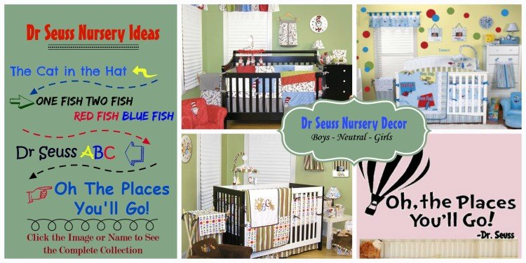Dr Seuss Baby Bedding Sets Nursery Ideas