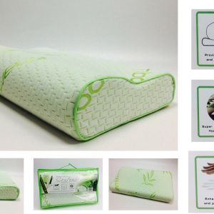 1 x Bamboo Contour Pillow