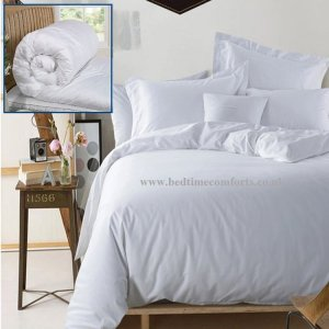 Bedtime Luxury Soft Micro Fibre Hollow Fibre Duvets