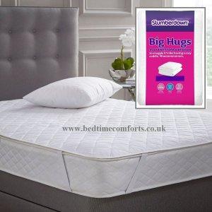 Slumberdown Big Hugs Mattress Protector