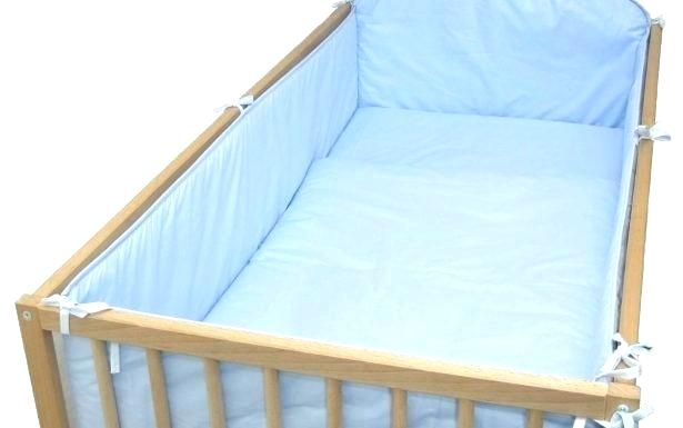Cot Cot Bed Plain Dye Fitted Sheet Duvet Cover