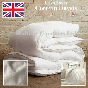"""""""CASH SAVER"""" Corovin Duvet Quilt Hollow Fibre (All Sizes and Togs)"""