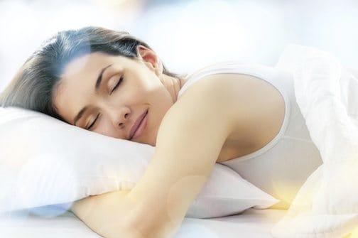 polyurethane and latex foams enhance sleep