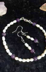 circe bracelet and matching earrings 2