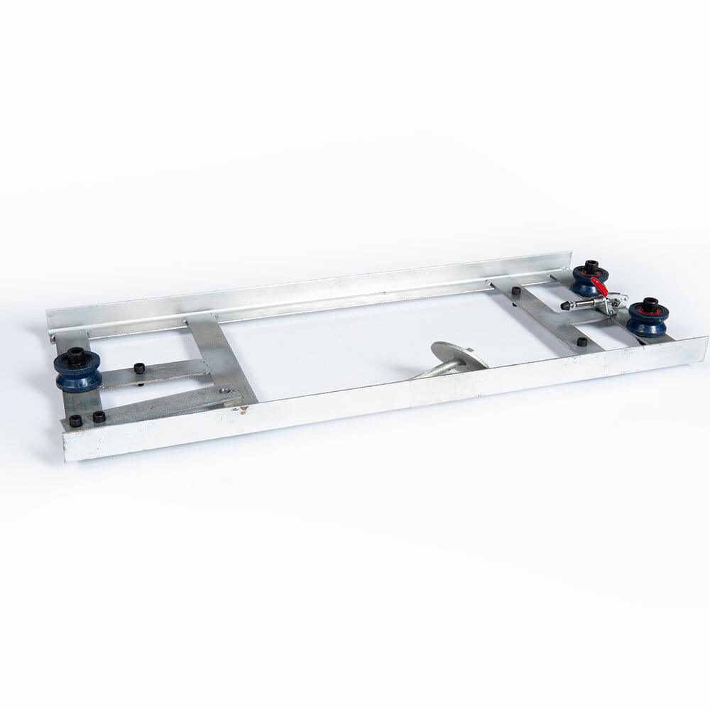 hight resolution of beehive frame wiring jig