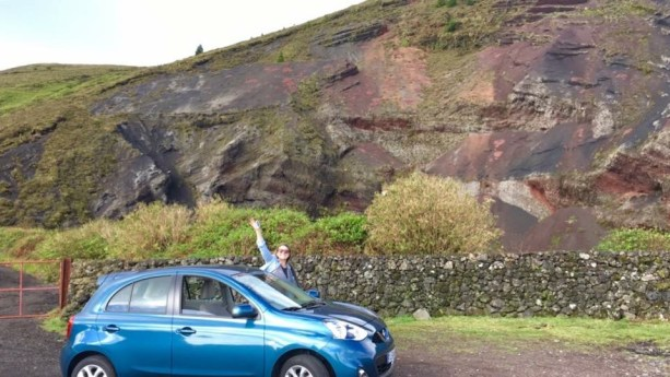 Scenic views- one of the many things to do in the azores