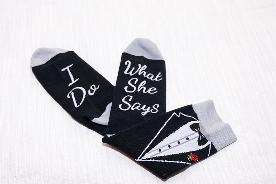 i do what she says socks