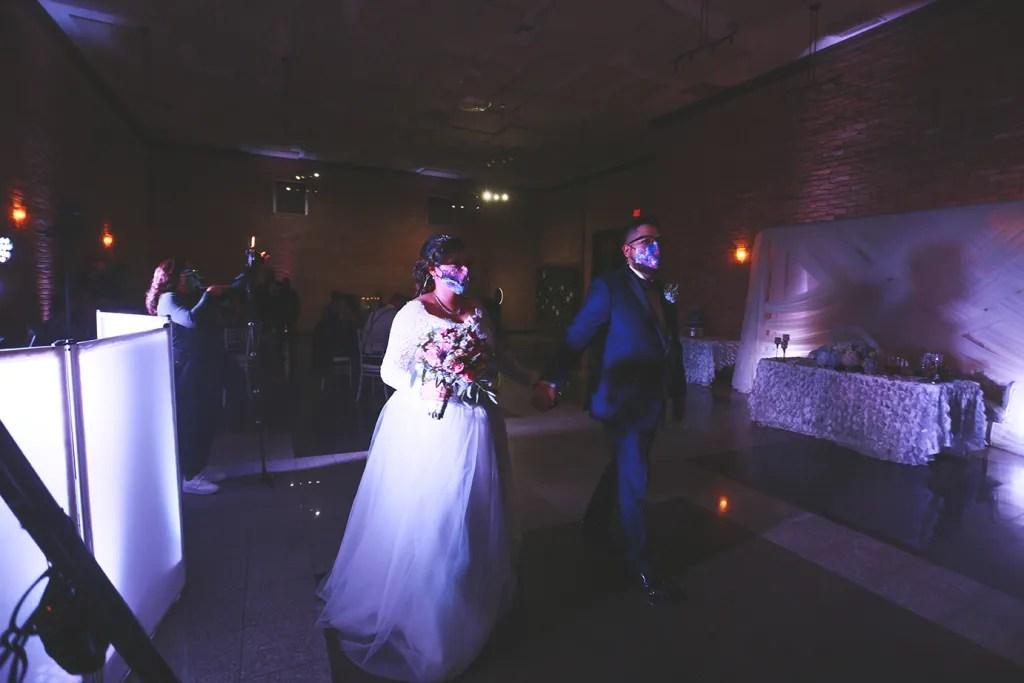Art Village on Main wedding